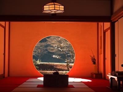 25明月院「悟りの窓」冬.jpg