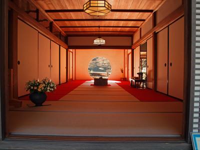 26明月院本堂冬「悟りの窓」.jpg