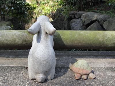 47明月院ウサギとカメ.jpg